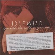 Click here for more info about 'Idlewild - You Held The World In Your Arms Tonight'