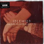Click here for more info about 'Idlewild - You Held The World In Your Arms'