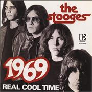Click here for more info about 'Iggy & The Stooges - 1969 / Real Cool Time'