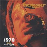 Click here for more info about 'Iggy & The Stooges - 1970'