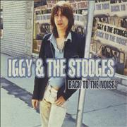 Click here for more info about 'Iggy & The Stooges - Back To The Noise'