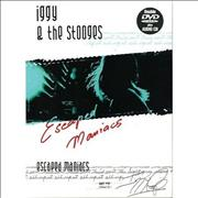 Click here for more info about 'Iggy & The Stooges - Escaped Maniacs Live 2005'