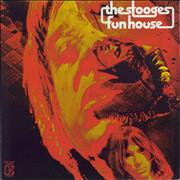 Click here for more info about 'Iggy & The Stooges - Fun House - black & red label'