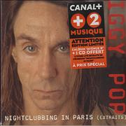 Click here for more info about 'Iggy Pop - Avenue B + Nightclubbing In Paris'