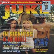 Click here for more info about 'Iggy Pop - Juke - February 1993'