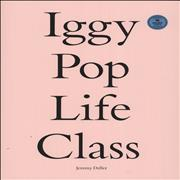 Click here for more info about 'Iggy Pop - Life Class - Autographed'