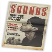 Click here for more info about 'Iggy Pop - Sounds'