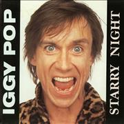 Click here for more info about 'Iggy Pop - Starry Night'