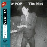 Click here for more info about 'Iggy Pop - The Idiot'