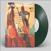 Click here for more info about 'Iggy Pop - Zombie Birdhouse - Green Vinyl - Sealed'