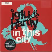 Click here for more info about 'Iglu & Hartly - In This City'