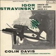 Click here for more info about 'Igor Stravinsky - Dumbarton Oaks / Danses Concertantes / Concerto In D For String Orchestra'