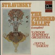 Click here for more info about 'Igor Stravinsky - The Firebird Ballet (Complete)'