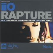 Click here for more info about 'Iio - Rapture'