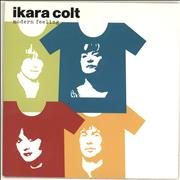Click here for more info about 'Ikara Colt - Modern Feeling - Clear Vinyl'