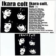 Click here for more info about 'Ikara Colt - One Note - Sticker + Postcard Set'