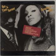 Click here for more info about 'Ike & Tina Turner - Greatest Hits + hypesticker'