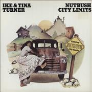 Click here for more info about 'Ike & Tina Turner - Nutbush City Limits - P/S'