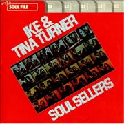 Click here for more info about 'Ike & Tina Turner - Soul Sellers'
