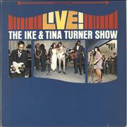 Click here for more info about 'Ike & Tina Turner - The Ike & Tina Turner Show Live!'
