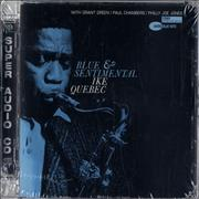 Click here for more info about 'Ike Quebec - Blue & Sentimental - Sealed'