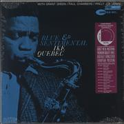 Click here for more info about 'Ike Quebec - Blue And Sentimental - Sealed'