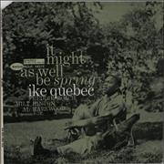 Click here for more info about 'Ike Quebec - It Might As Well Be Spring - Liberty'