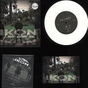 Click here for more info about 'Ikon - I Never Wanted You - White Vinyl + CD & Postcard'