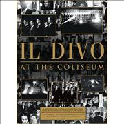 Click here for more info about 'Il Divo - At The Coliseum'