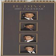 Click here for more info about 'Il Divo - Official Calendar 2007 [Slim]'