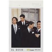 Click here for more info about 'Il Divo - Press Coverage 2004'