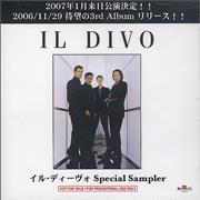 Click here for more info about 'Il Divo - Special Sampler'