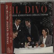 Click here for more info about 'Il Divo - The Christmas Collection'