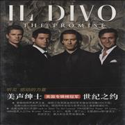 Click here for more info about 'Il Divo - The Promise'