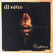 Click here for more info about 'Ill Nino - Confession - Autographed'