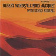 Click here for more info about 'Illinois Jacquet - Desert Winds - 180gm - Sealed'