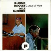 Click here for more info about 'Illinois Jacquet - Genius At Work'