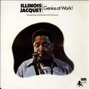 Click here for more info about 'Illinois Jacquet - Genius At Work!'