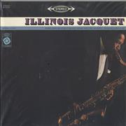 Click here for more info about 'Illinois Jacquet - Illinois Jacquet - 180gm - Sealed'