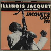 Click here for more info about 'Illinois Jacquet - Jacquet's Got It!'