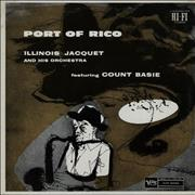 Click here for more info about 'Illinois Jacquet - Port Of Rico'