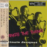 Click here for more info about 'Illinois Jacquet - Swing's The Thing'