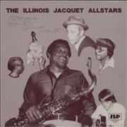 Click here for more info about 'Illinois Jacquet - The Illinois Jacquet Allstars - Autographed'