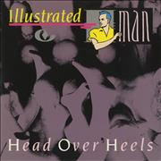 Click here for more info about 'Illustrated Man - Head Over Heels'