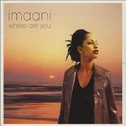 Click here for more info about 'Imaani - Where Are You'