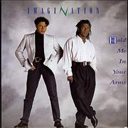 Click here for more info about 'Imagination - Hold Me In Your Arms'