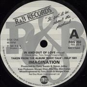 Click here for more info about 'Imagination - In And Out Of Love - Solid'