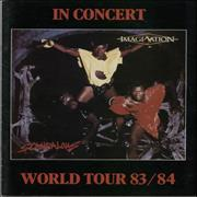 Click here for more info about 'Imagination - In Concert - World Tour 83/84'