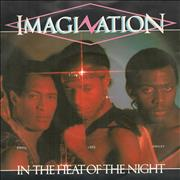 Click here for more info about 'Imagination - In The Heat Of The Night'