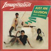 Click here for more info about 'Imagination - Just An Illusion - Red Bus'